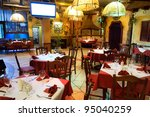 this is italian restaurant with ... | Shutterstock . vector #95040259