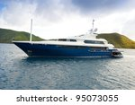 private yacht for charter in...