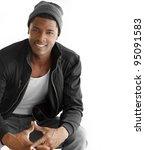 studio portrait of a good... | Shutterstock . vector #95091583
