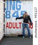 adult content | Shutterstock . vector #951117