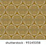 seamless abstract pattern...   Shutterstock .eps vector #95145358