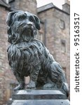 The Statue Of Greyfriars Bobby...