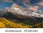 Rocky Mountain Autumn Mount...