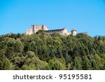 castle pergine | Shutterstock . vector #95195581