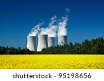 Nuclear Power Station  Green...