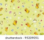 easter background | Shutterstock . vector #95209051