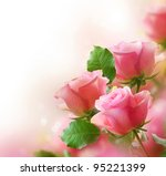 Stock photo rose 95221399