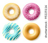 bake,bakery,breakfast,cake,calories,chocolate,circle,color,colorful,cream,delicious,dessert,diet,donut,dough