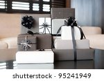 gifts and presents for all... | Shutterstock . vector #95241949