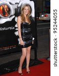 sarah roemer at the los angeles ... | Shutterstock . vector #95244055