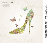 Shoes Concept  Eps 10