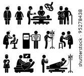 hospital clinic medical... | Shutterstock . vector #95278438
