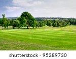golf course | Shutterstock . vector #95289730