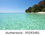 Island Of Havelock On Andaman...