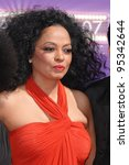 Diana Ross At The 2007 Bet...