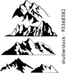 drawing,emblem,geography,graphic,hill,ice,illustration,isolated,label,landscape,mountain,mountain peak,mountain top,nature,outdoors
