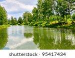 river   Shutterstock . vector #95417434