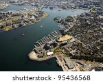 Victoria And Inner Harbour ...