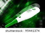 digital illustration of ... | Shutterstock . vector #95441374