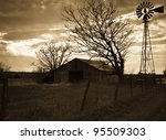 Midwestern Barn