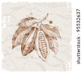 grunge vector illustration  ... | Shutterstock .eps vector #95532637