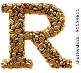 Alphabet Of The Golden Coffee...