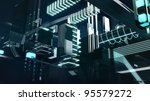 abstract background | Shutterstock . vector #95579272