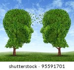 growing partnership and... | Shutterstock . vector #95591701