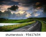 The Isle Of Skye In Scotland ...