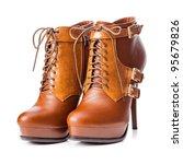 Elegant Pair Of Woman's Shoes...