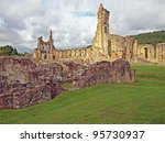 Ruins Of Medieval Bylands Abbe...