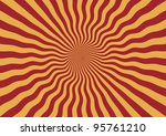 abstract striped background  ... | Shutterstock . vector #95761210