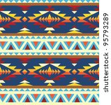 seamless geometric pattern in... | Shutterstock .eps vector #95793289