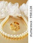 wedding rings | Shutterstock . vector #9581128
