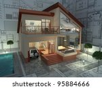 The Project Of Residential...
