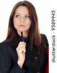 attractive business woman | Shutterstock . vector #9589945