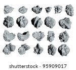 Asteroids To Use In Spacescapes....