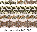 Celtic National Ornaments Of...