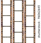 old film frames | Shutterstock . vector #96062645