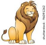 Grinning Lion