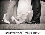 wedding details | Shutterstock . vector #96111899