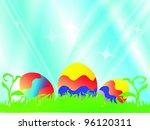 easter 1   Shutterstock . vector #96120311