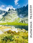 Five Spis Tarns  High Tatras ...