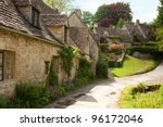 Traditional Cotswold Cottages...