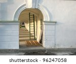 there are archway and ... | Shutterstock . vector #96247058