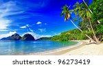 Beautiful Tropical Scenery   E...