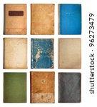set textures | Shutterstock . vector #96273479