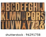 26 Letters Of English Alphabet...