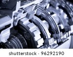 close up shot of automotive... | Shutterstock . vector #96292190