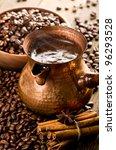Still Life With Coffee Turk